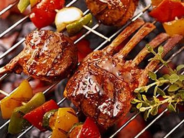 夏天怎样吃烧烤不会变胖?