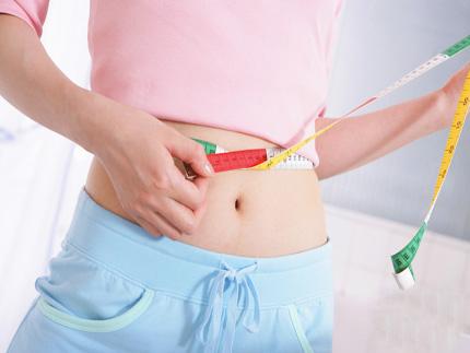 刮痧减肥常识:腹部刮痧原理及方法