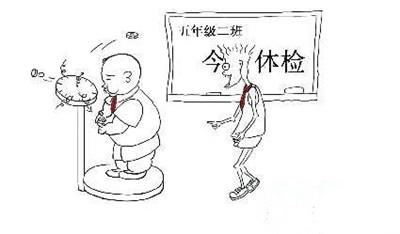 儿童肥胖危害大 常体检早预防