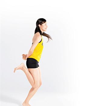 那么那么原地跳躍能減肥嗎圖片