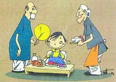 中国儿童肥胖率